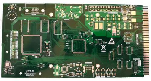 Kodai16 Prototype PCB